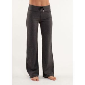 Lululemon Pant Relaxed Fit Yoga Wide Leg Stretch